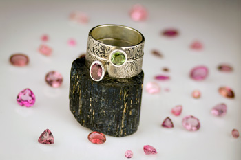 tourmaline sterling silver rings 350 11 1631